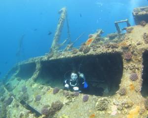 Vic Gennis B, Stellar Divers, PADI Scuba School, Lincoln
