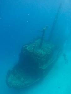Maldives Wreck