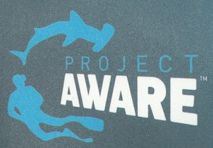 Stellar Divers, the choice PADI scuba diving school in Lincoln UK, working with Project Aware