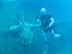 Colin Skipworth, Stellar Divers, PADI, Lincoln