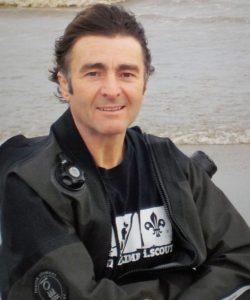 Steve Johnson, PADI Lincoln, Stellar Divers