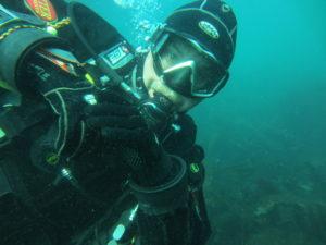 Russ, Lincoln PADI Stellar Divers