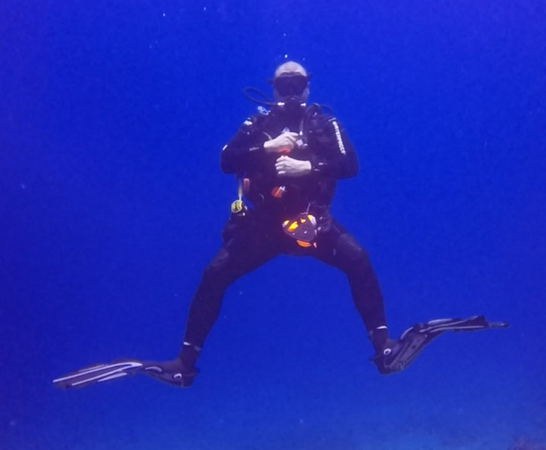 Ian Potter - Stellar Divers - PADI Scuba Diving