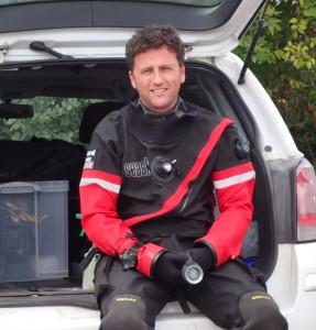 Richard Jones - PADI Assistant Instructor - Stellar Divers