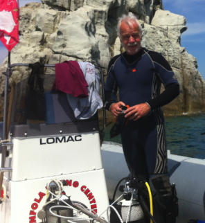 Duncan Howells PADI Master Scuba Diver