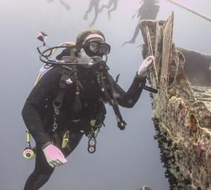 Tori - Stellar Divers PADI 5 Star Dive Centre Lincoln