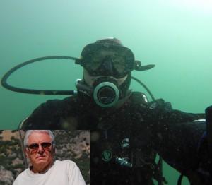 John Hemingway PADI Master Scuba Diver
