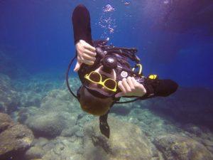 Karl Potter, PADI, Scuba, Lincoln, Stellar Divers