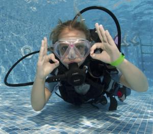 Stellar Divers PADI 5 Star Dive Centre, Lincoln - Bubblemaker Course