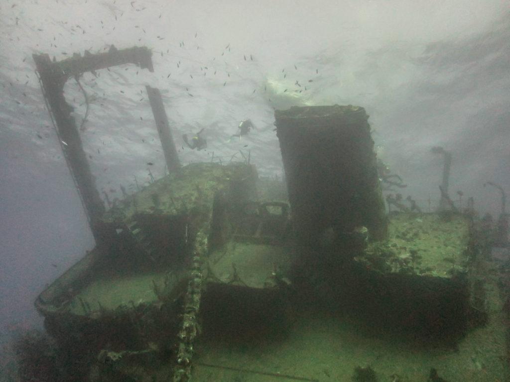 Stellar Divers - PADI - Red Sea - Blue O Two