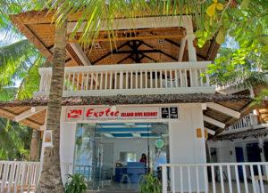 Exotic Dive shop