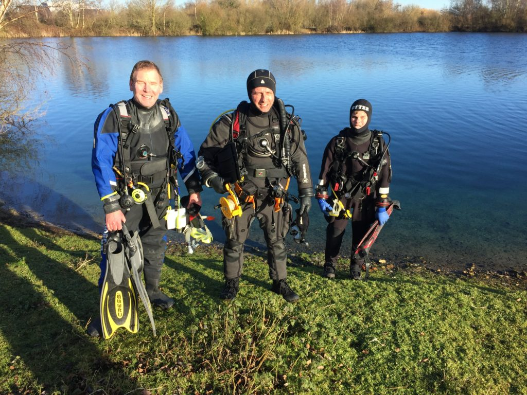 Scuba Diving Lincoln - Stellar Divers