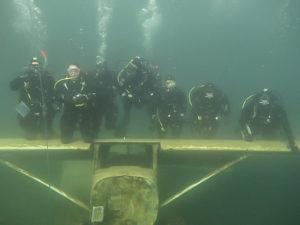 Scuba Diving Capernwray, Lincoln PADI