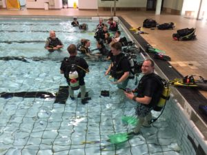 Gainsborough 6th Scouts, PADI, Lincoln