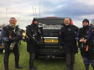 PADI Rescue Diver, Lincoln, Stellar Divers
