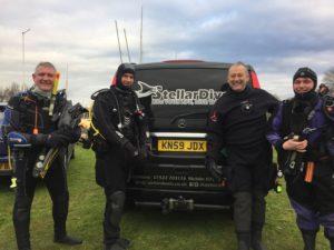 PADI Rescue Diver, Lincoln, Stellar Divers