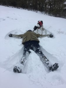 Snow, PADI, Stellar Divers, Scuba, Lincoln