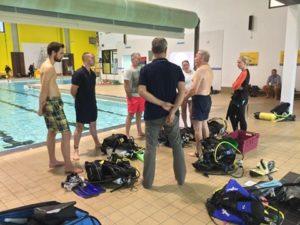H2O Dive Centre Lisbon, PADI, Scuba, Lincoln
