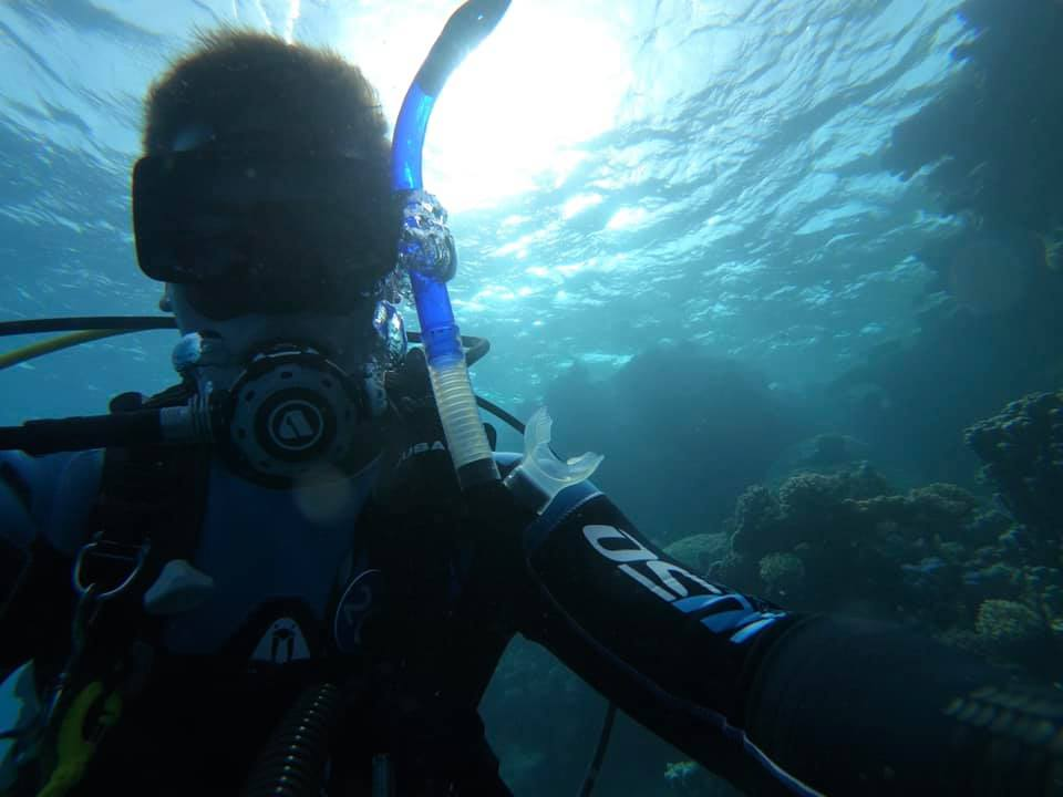 Sam Hanby, Stellar Divers, PADI, Scuba.Lincoln, Lincolnshire