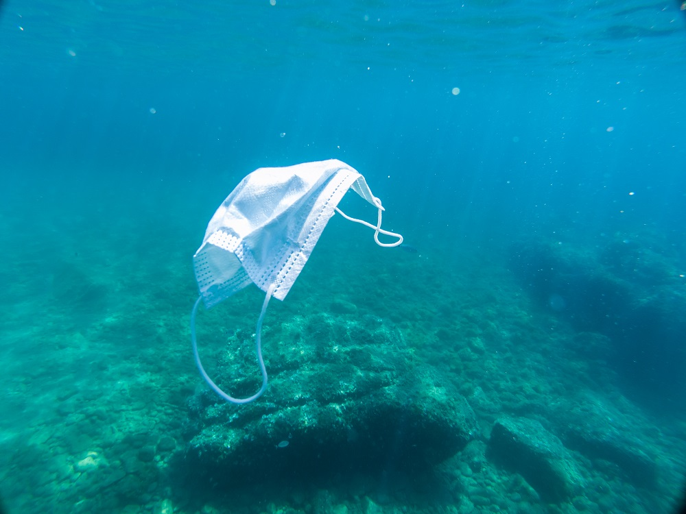 Mission Salvation, stellar divers, project aware, environment, plastic waste