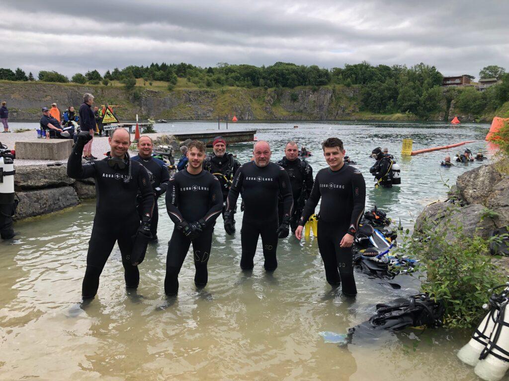 PADI,Lincoln,scuba,diving,stellar,divers,openwater,rescue,diver